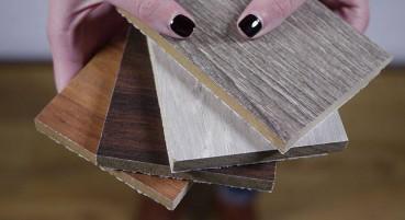 Laminato in legno riciclato