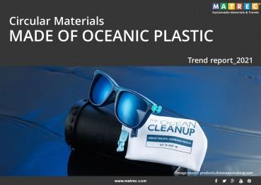 MATERIALI CIRCOLARI: APPLICAZIONI DI DESIGN  CON PLASTICA DAGLI OCEANI