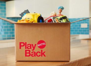 Mattel PlayBack: il programma che rimette in gioco risorse materiche