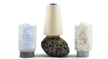 Filati e tessuti in fibre organiche e riciclate