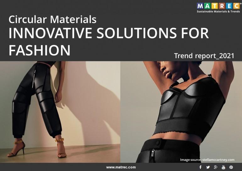 Circular materials: Innovative solutions for fashion