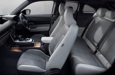 Mazda: sustainable interior design